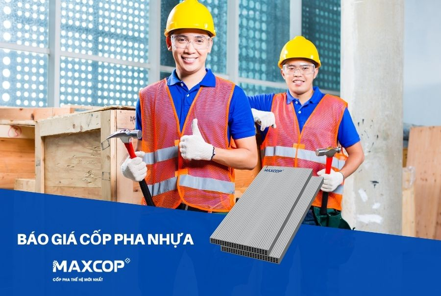 Cốp pha nhựa Maxcop