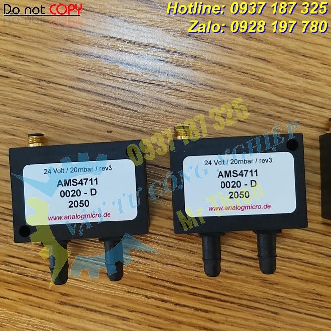 AMS 4711-0020-D , Cảm biến áp suất , Analog-Micro Vietnam , Đại lý cung cấp Analog-Micro chính hãng, nhập khẩu, giá tốt tại Việt Nam