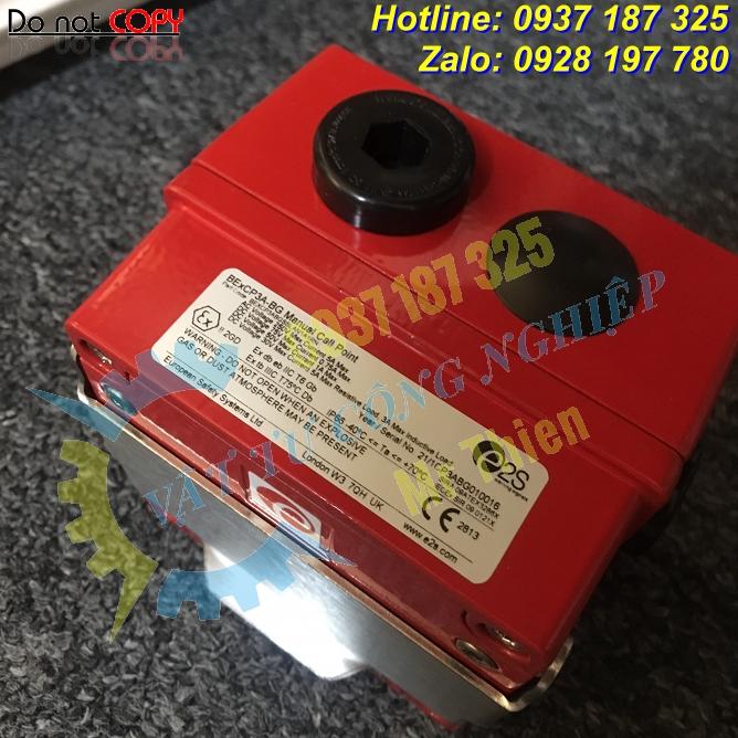 BExCP3ABGSSLAN1A1RN – Nút nhấn khẩn cấp dạng kính vỡ – Đại diện phân phối E2S chính hãng độc quyền tại Việt Nam