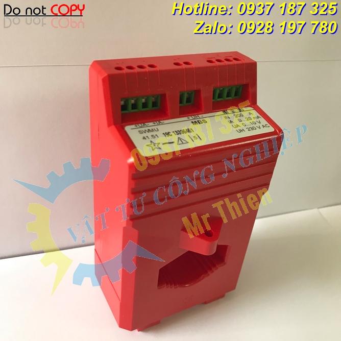 SWMU 41.51 200A 0-20mA 0-10V 230VAC , Biến dòng , MBS Vietnam , Đại diện phân phối MBS chính hãng, giá tốt tại Việt Nam