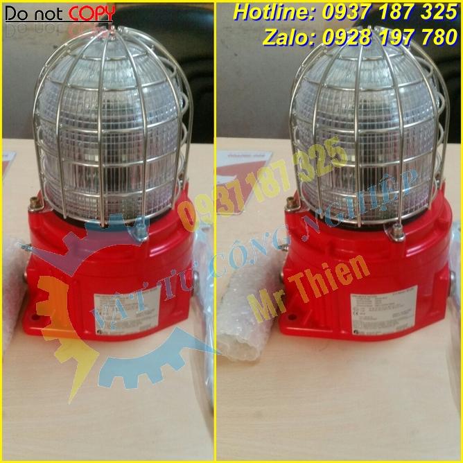 GNExB2X21DC024DB3A1R/Y , Đèn chớp xenon màu vàng cảnh báo nguy hiểm , E2S Vietnam , Đại diện phân phối E2S chính hãng độc quyền tại Việt Nam