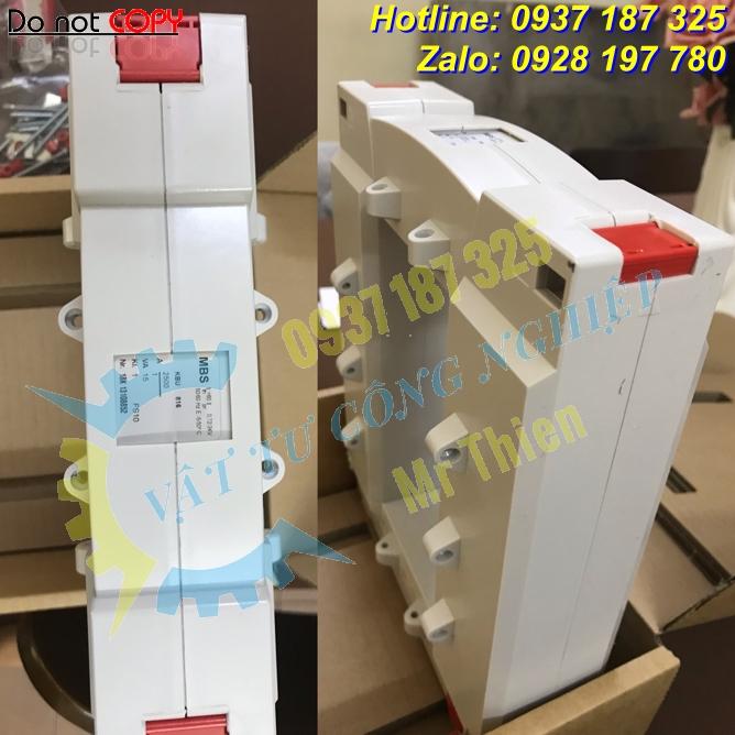 KBU 816 2500-1A 15VA KI.1FS10 , MBS Vietnam , Biến dòng , Đại lý phân phối MBS AG chính hãng tại Việt Nam