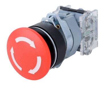 Nút nhấn dừng khẩn LA39-C1-R11Z/R