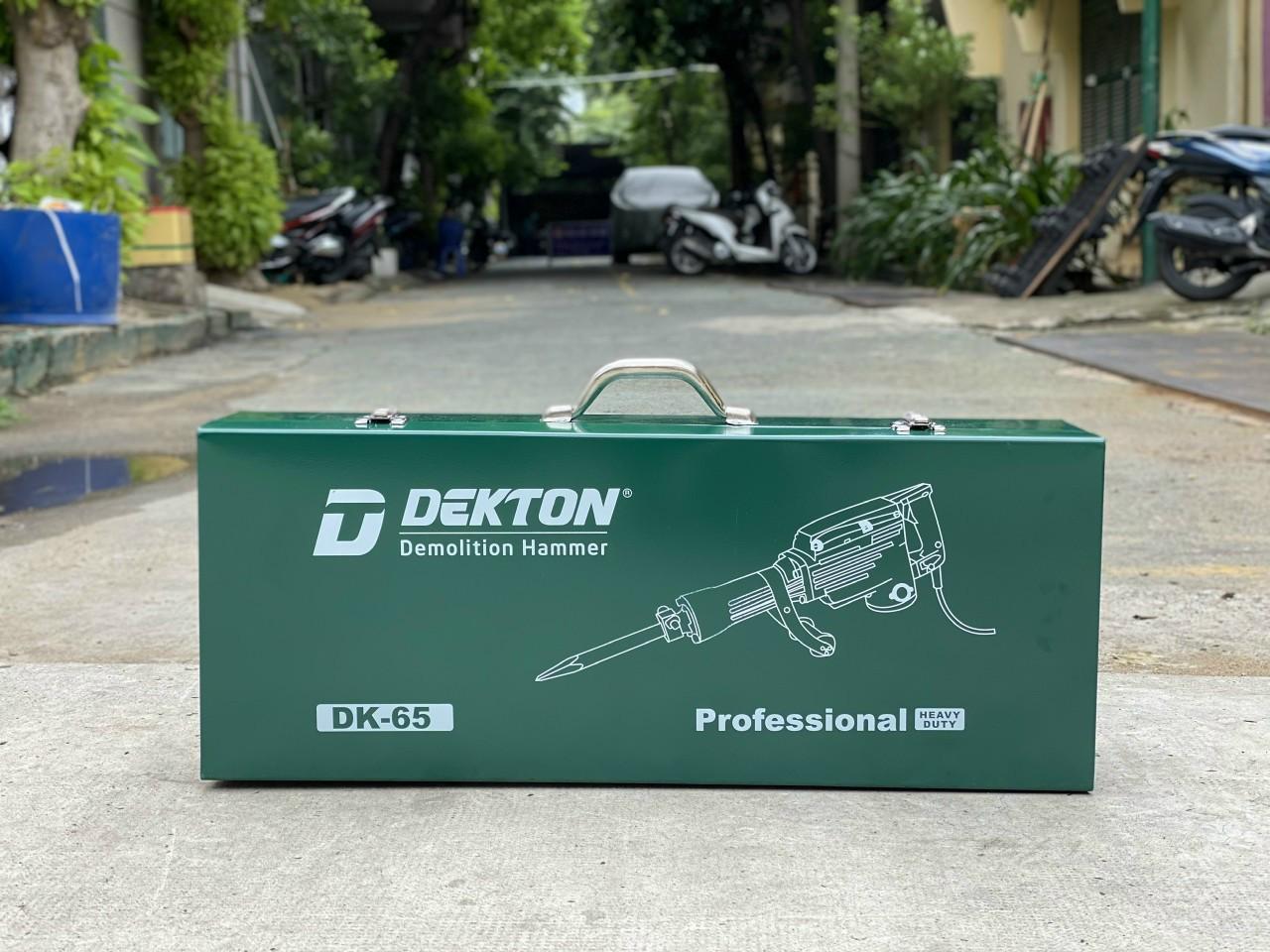 Máy khoan đục bê tông Deston DK- 65