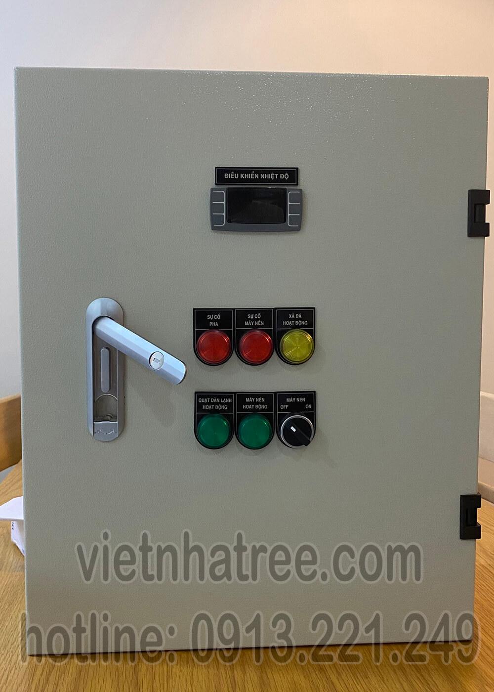 Cung cấp tủ điện điều khiển Kho lạnh
