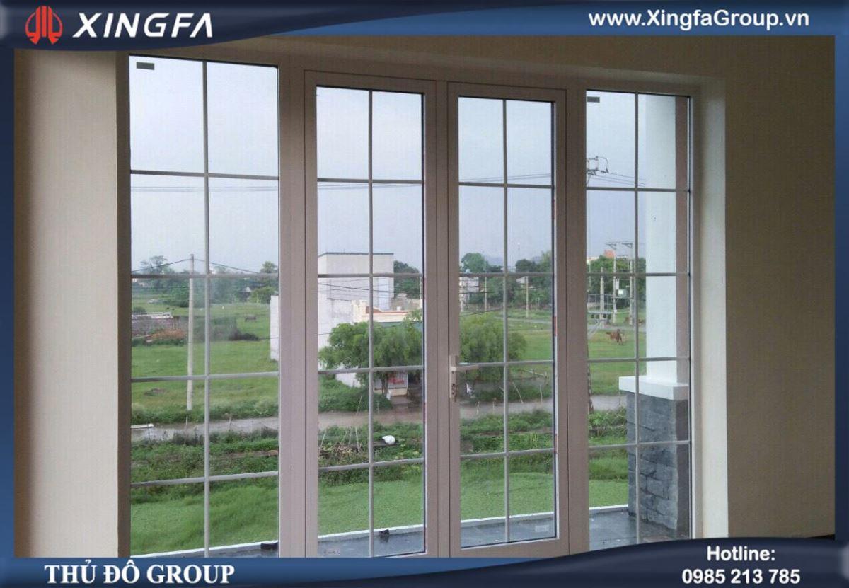 Cửa nhôm Xingfa nhập khẩu chính hãng
