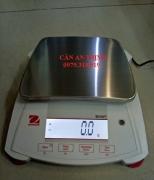 Cân điện tử spx 220g, Cân điện tử ohaus spx - 223, cân thông dụng nhỏ gon 6kg