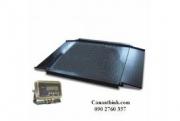 Cân sàn công nghiệp, cân điện tử âm nền, cân 150x150 cm, cân sàn 1 tấn,  cân 2 tấn, cân 3 tấn