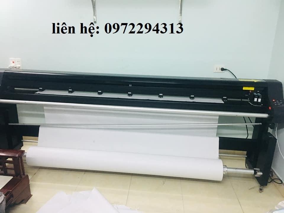cung cấp các loại máy in sơ đố, phục vụ ngành may mặc