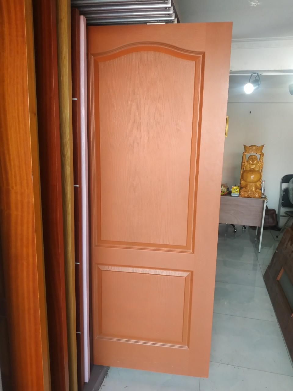 Cửa Gỗ Công Nghiệp HDF Tại Vĩnh Long