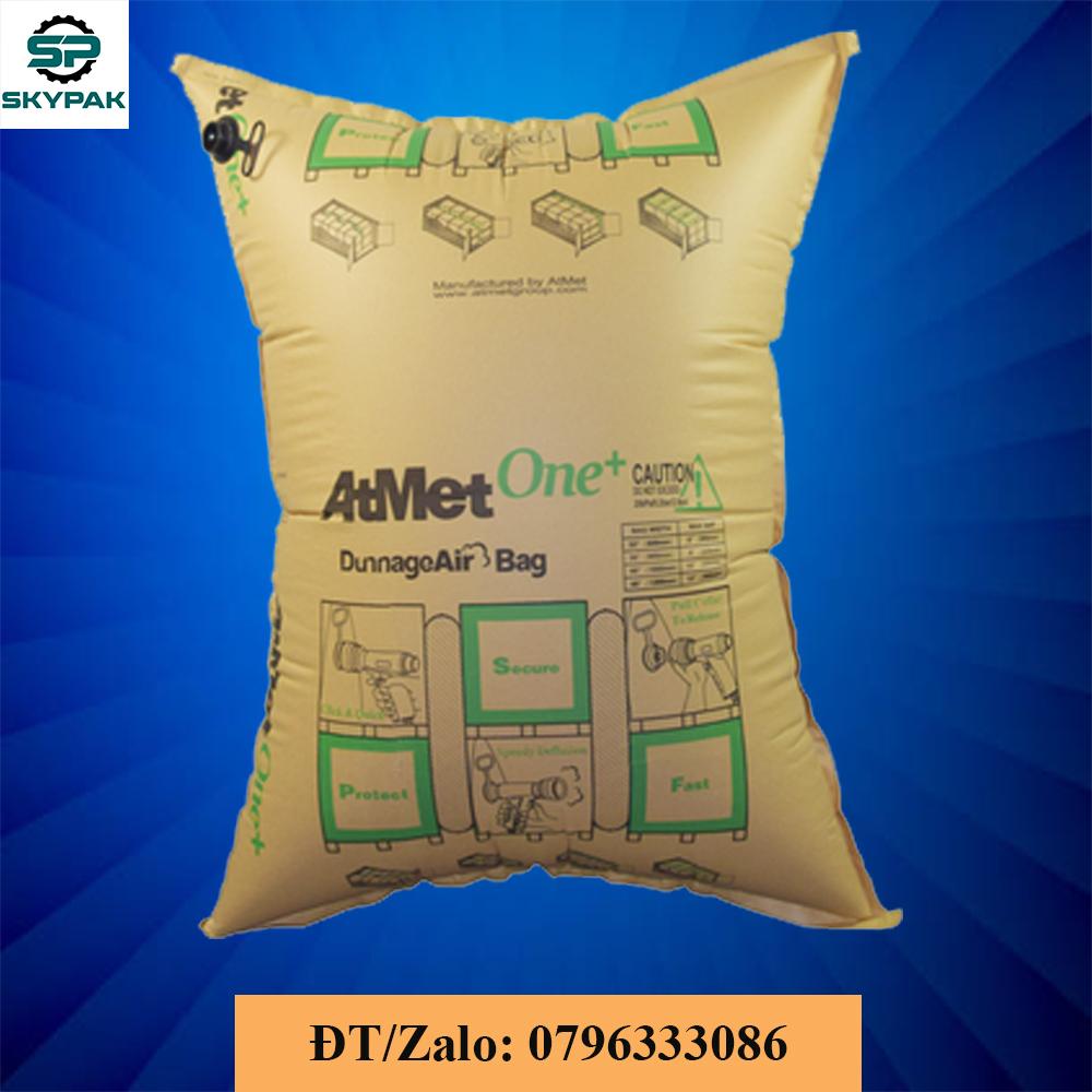 Túi khí chèn hàng container Atmet Kraft 800x1200 mm