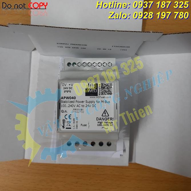 APW040 , ADFweb Vietnam , Bộ nguồn cấp điện , Nhà cung cấp ADFweb chính hãng tại Việt Nam