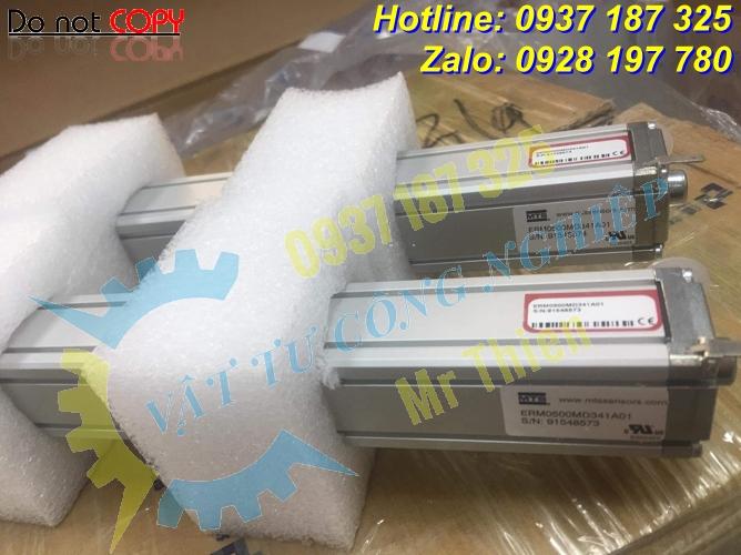 ERM0500MD341A01 , MTS Sensors Vietnam , Cảm biến vị trí tuyến tính , Temposonics ER-series