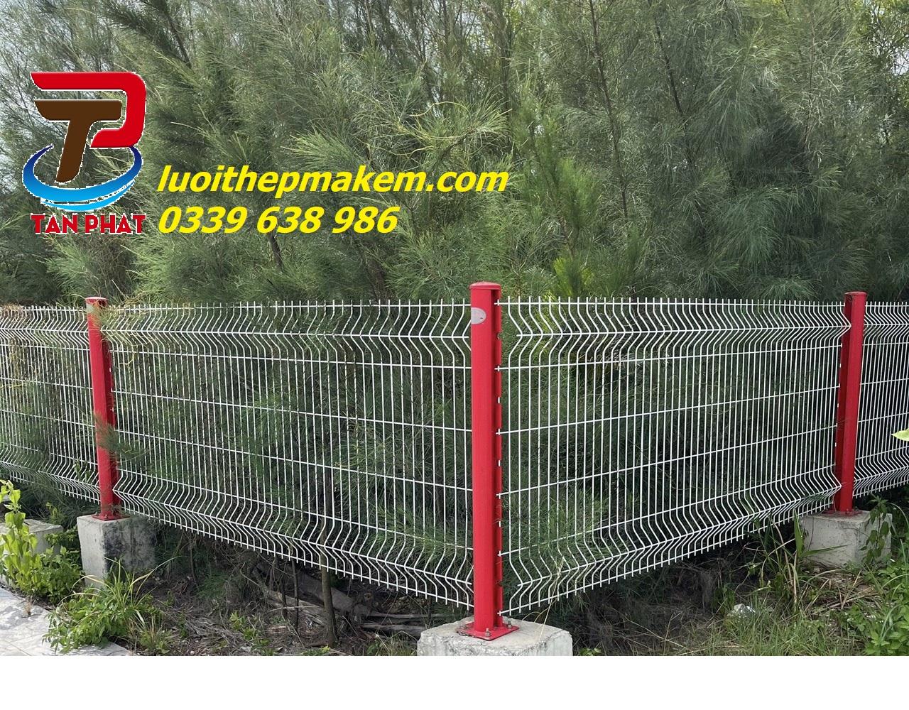 Hàng rào lưới, hàng rào lưới sắt