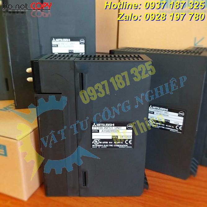 A1S62RD3N , Mitsubishi Vietnam , Bộ điều khiển chương trình , Programmable controller