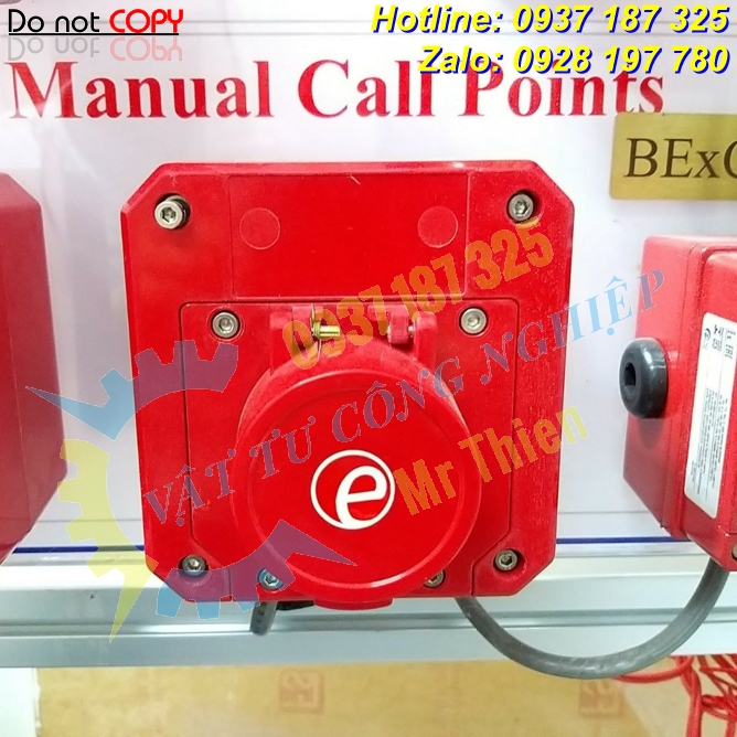 GNExCP7PTSDLA3A1RN , E2S Vietnam , Nút nhấn báo động khẩn cấp , Đại lý phân phối E2S tại Việt Nam
