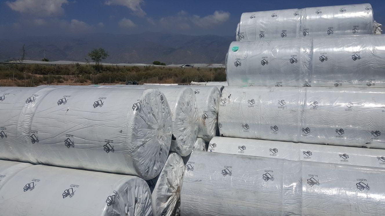 Công ty cung cấp vật tư nhà màng israel politiv