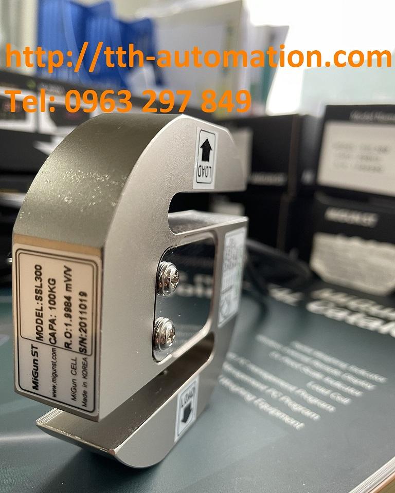 Load Cell Migun SSL300-100kgf
