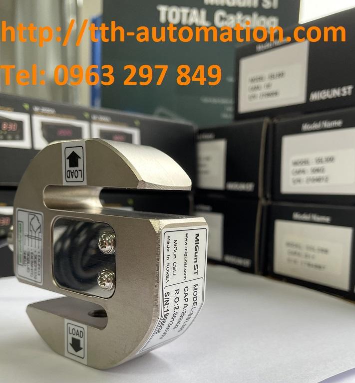 Load Cell Migun SSL300-200kgf