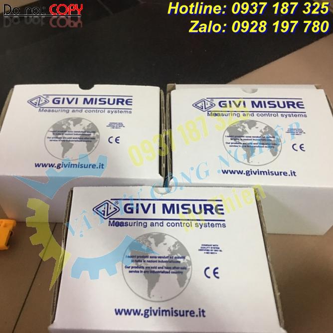 EN600 HR 02500 0528 D10 M0,5 LDC , Givi Misure , Bộ mã hóa vòng quay