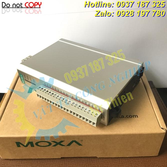 ioLogik E1242 , Moxa Vietnam , Bộ chuyển mạch Ethernet I/O từ xa