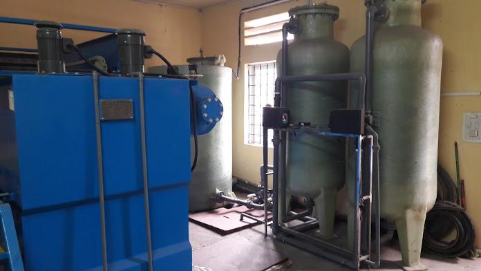 Hệ thống xử lý nước thải mạ