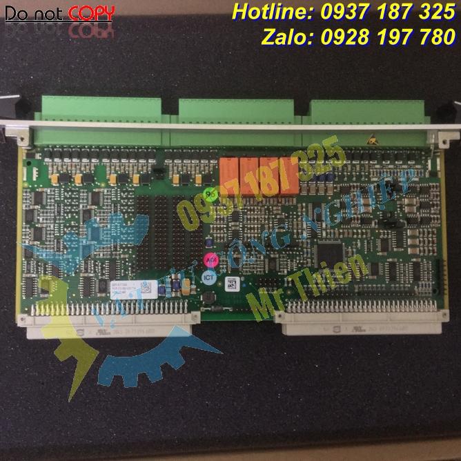 200-560-000-115 , Meggitt Vietnam , Card IOC4T bảo vệ máy móc Meggitt,