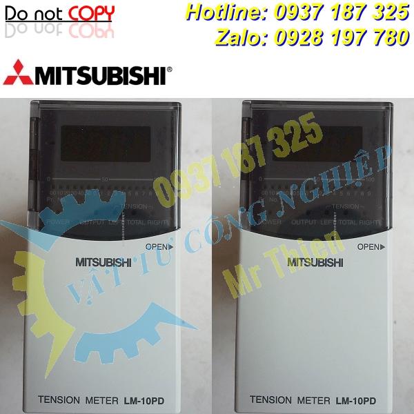 LM-10PD , Mitsubishi Vietnam , Máy đo lực căng , Tension meter ,