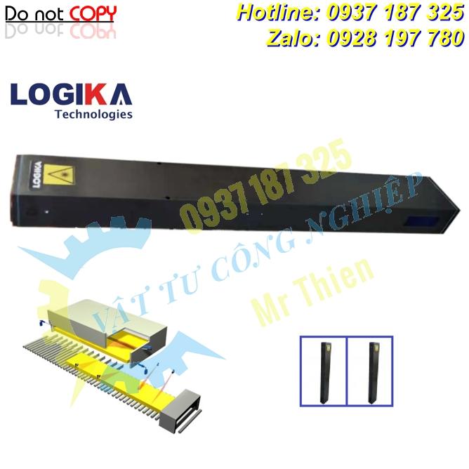 TLM-50 , Logika Vietnam , Cảm biến đo khoảng cách bằng tia laser