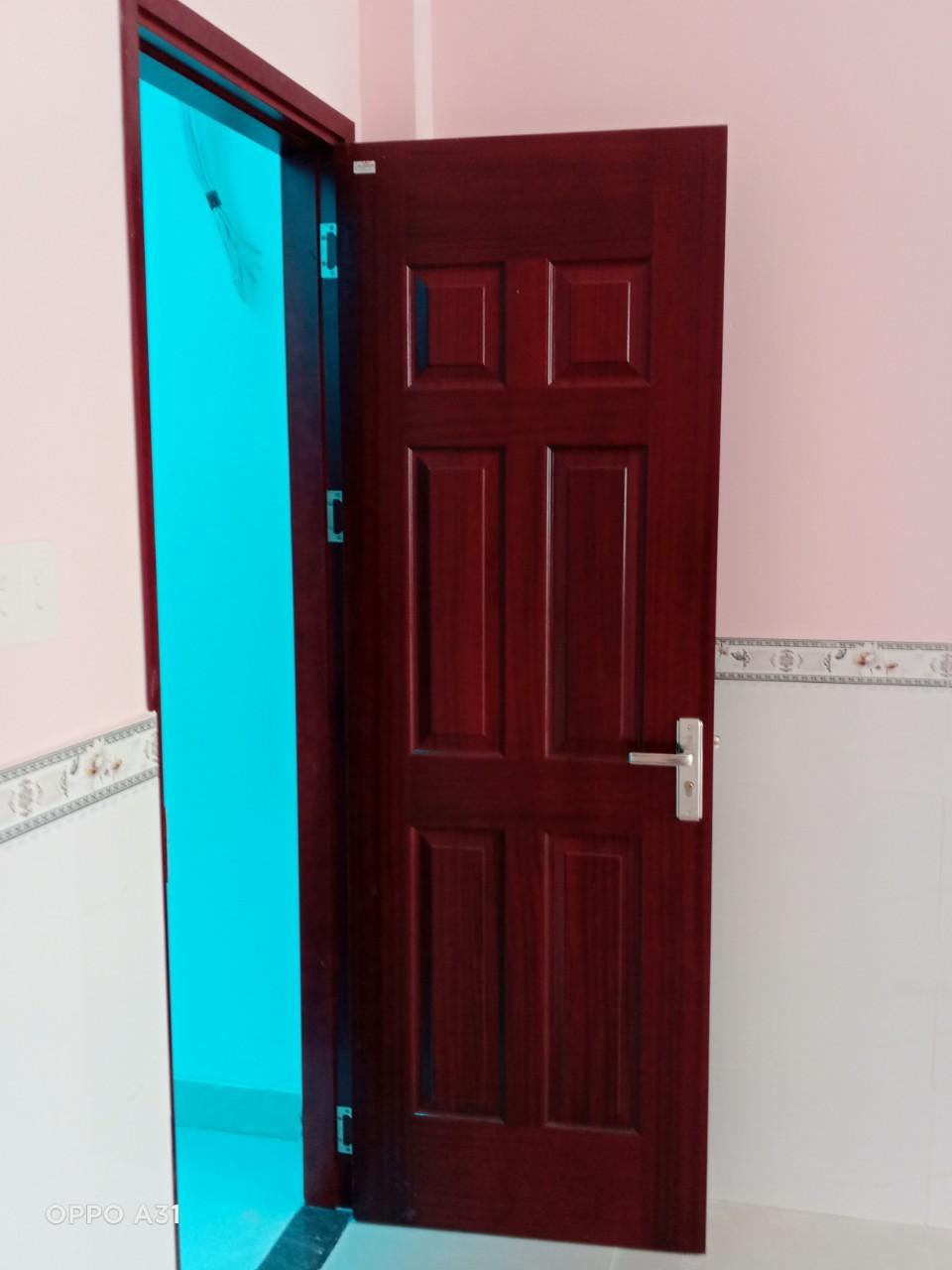 Cửa Gỗ Công Nghiệp HDF Veneer Tại Bình Thuận / Báo Giá Cửa Gỗ