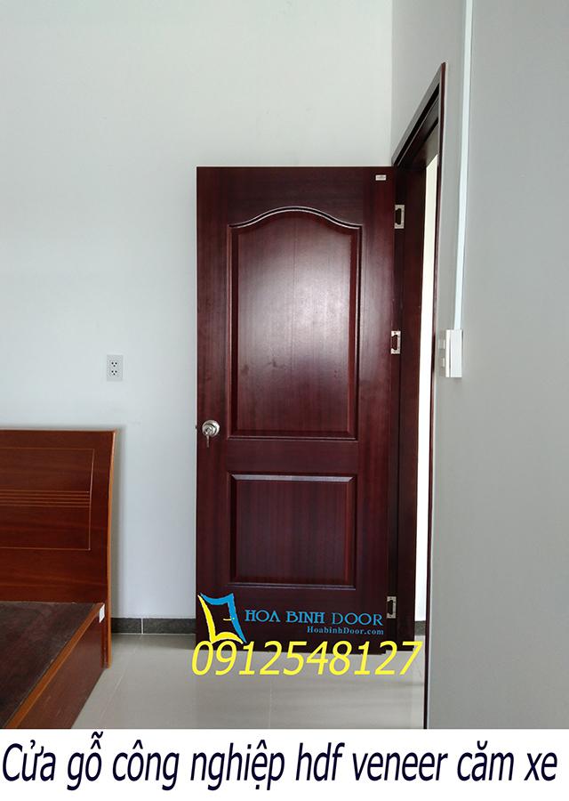 Cửa gỗ công nghiệp cho phòng ngủ , cửa thông phòng