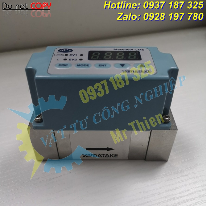 CMS0200BSRN200100 , Azbil , Yamatake Vietnam , Thiết bị đo lưu lượng ,