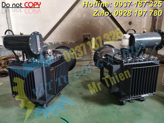Máy biến áp , HAT-3D10KH.10KVA.400V-24V.50HZ , Hea Sung Vietnam ,