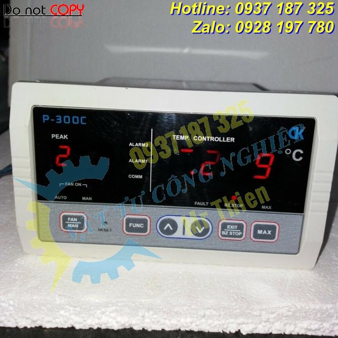 P-300C , CK Digital Korea , Bộ điều khiển nhiệt độ , Controller CK ,