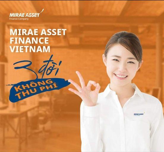 Vay tiền online nhanh Mirae Asset, tìm hiểu vay tiền mặt Mirae Asset