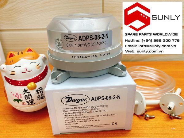 Công tắc áp suất chênh lệch DWYER ADPS-08-2-N
