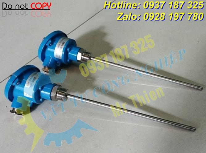 Cảm biến nhiệt , type S 1800 độ C 700mm 2 dây ceramic , Thermomatrix ,