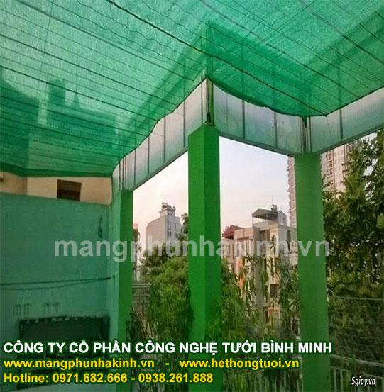 Lưới che nắng, lưới cắt nắng hà nội, lưới giảm nắng thái lan tại hà nội