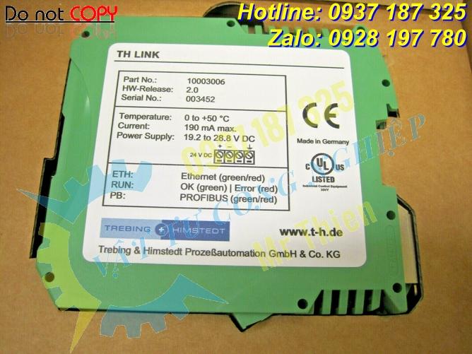 TH-LINK, 10003006 , Trebing+Himstedt Vietnam , Bộ chuyển đổi Profibus,