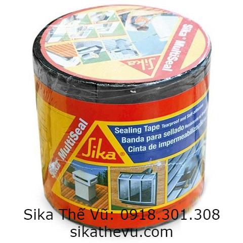 Sika Thế Vũ Băng Trám Kín Chống Thấm Bitumen Sika Multiseal-10m