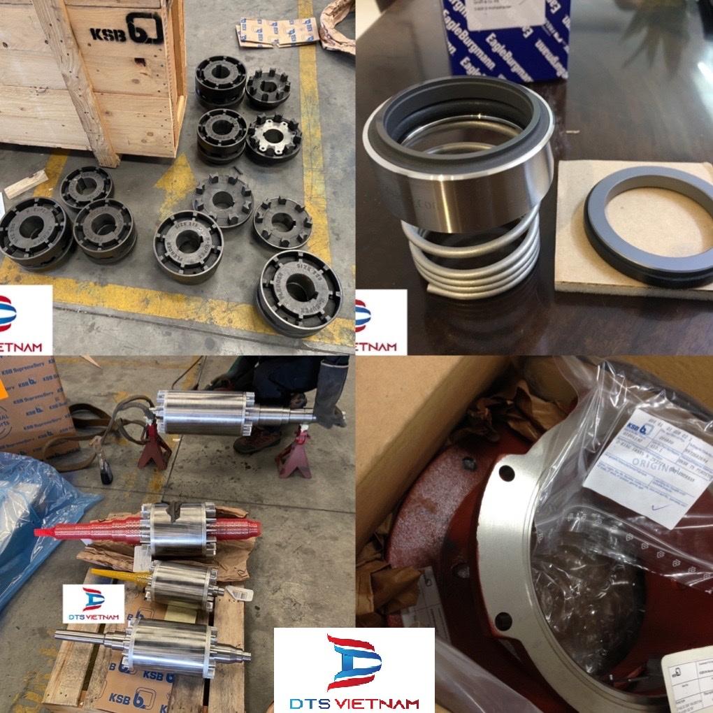 Phụ tùng bơm KSB (Spare Parts) chính hãng