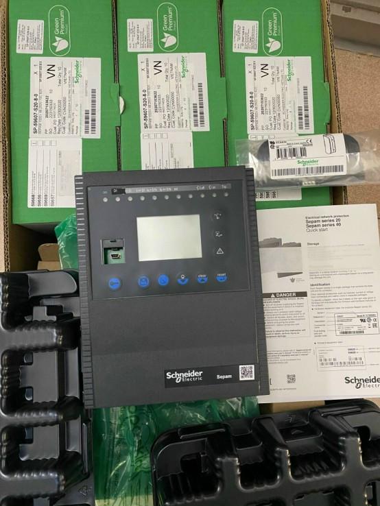 Rơ le bảo vệ trạm biến áp - substation - Sepam series 20 Schneider