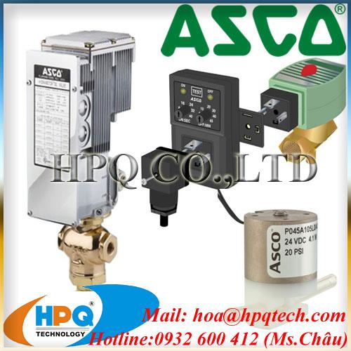 Đại lý Van điện từ Asco Việt Nam - Ms.Châu 0932600412
