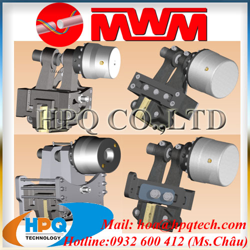 Phanh thủy lực MWM   Đại lý MWM Việt Nam