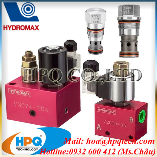 Van điều khiển HYDROMAX | HYDROMAX Việt Nam