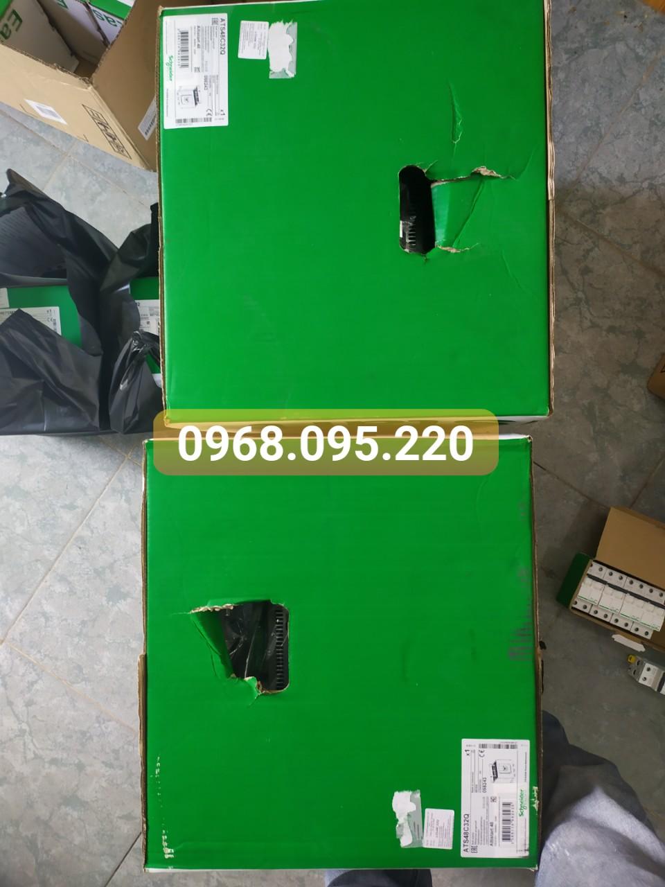 Bộ khởi động mềm 160kW 3P 400VAC - ATS48C32Q Schneider