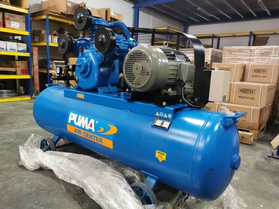Thăng Long Group cung cấp máy nén khí Puma chính hãn