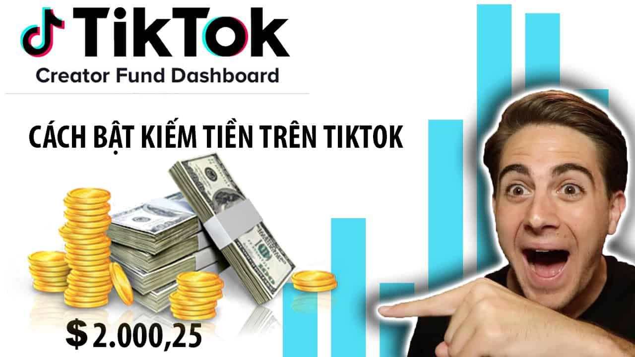 Hướng Dẫn Bật Kiếm Tiền Trên Tiktok (BKT) Trên Iphone và Android 2021