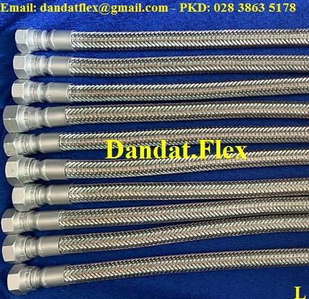Các loại khớp nối mềm thông dụng (nối ren, nối bích)