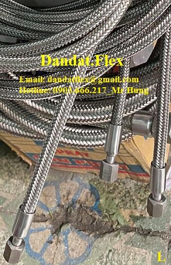 Chuyên sản xuất Ống nối mềm, Ống mềm inox